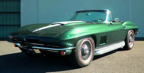 1967 Chevrolet Corvette 427 Roadster Timeless and Powerful