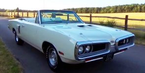 1970 Dodge Coronet RT Convertible - The Rarest Convertible Ever!