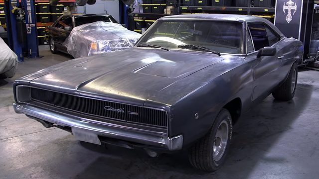 1968 Dodge Charger 392 HEMI Powered Front