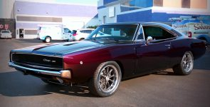 One of a Kind 1968 Dodge Charger 392 HEMI Powered