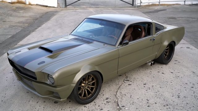 1966 Ford Mustang Fastback Pro-Touring