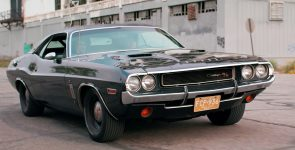 """The Black Ghost"" 1970 Hemi Challenger A Story You Don't Want To Miss"