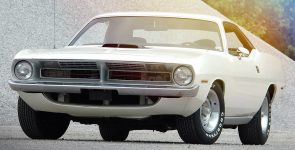 The Story About the First Plymouth Hemi Cuda Ever