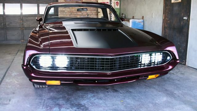 1971 Ford Ranchero Front