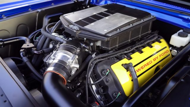 1965 Ford Mustang Devious Pro-Touring Engine