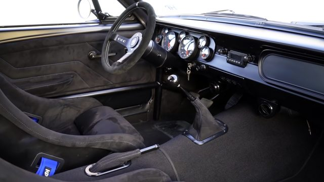 1965 Ford Mustang Devious Pro-Touring Interior