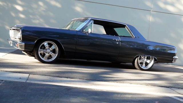 1964 Chevy Chevelle Restomod Side