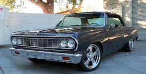 Stellar Looking 1964 Chevy Chevelle Restomod Muscle Car