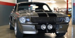 Check the Official Eleanor Mustang from Gone in 60 Seconds Movie