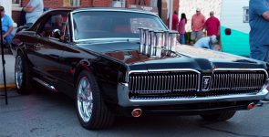 1967 Mercury Cougar V8 Interceptor with Jon Kaase Big-Block under the Hood